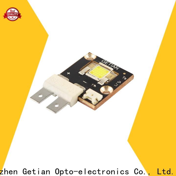 Getian led chips well designed for spot light