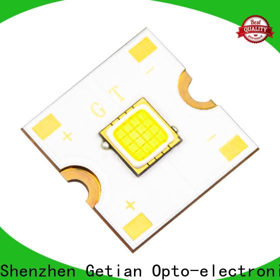 Getian multichip bicolor cob led wholesale for follow spot