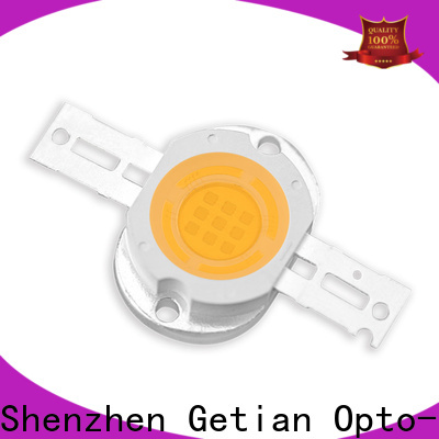 Getian professional led chip 10w manufacturer for commercial
