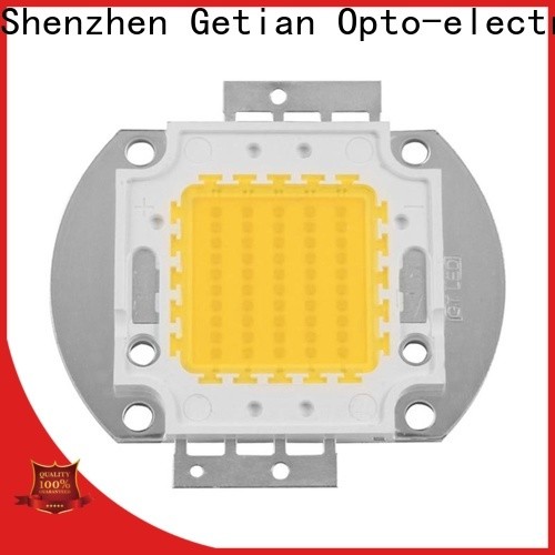 Getian 50w led chip series for yard lights