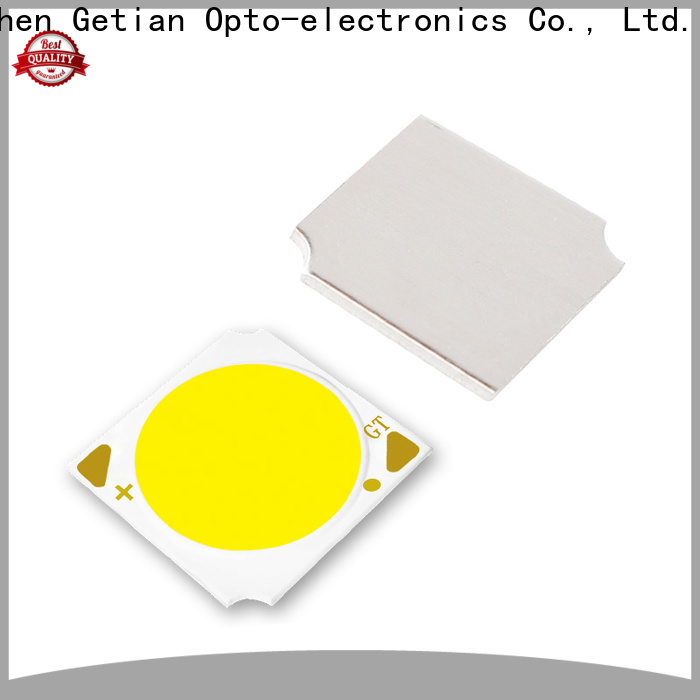 Getian round cob array factory price for grow lamp