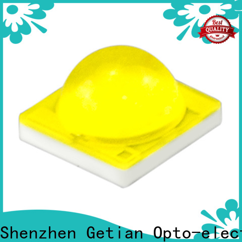 Getian white smd led chip types at discount for spotlight