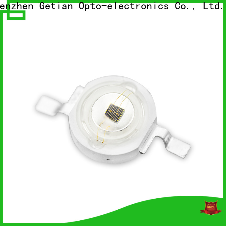 Getian high power uv led wholesale for decoration light
