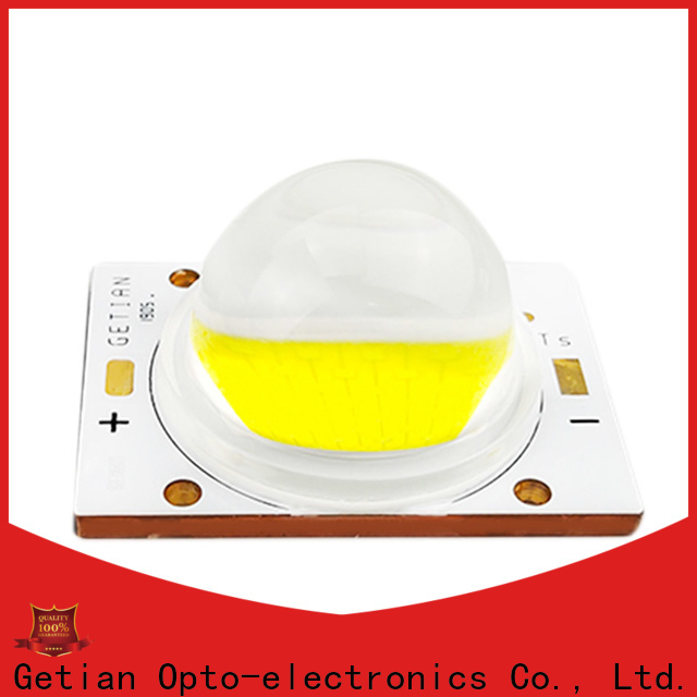 Getian 60w led module lens wholesale for projector light