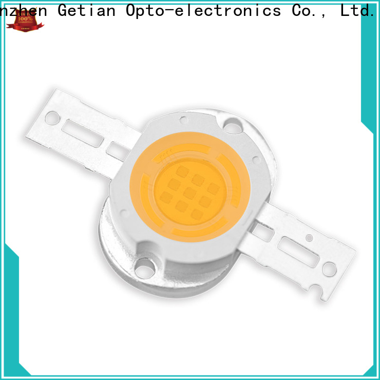 Getian certificated 10 watt led chip directly sale for high bay light