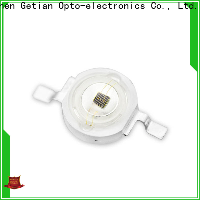 Getian cost-effective 3w uv led factory price for pool light