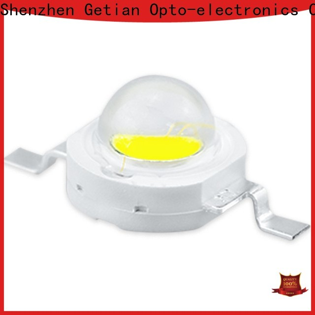 Getian bright high power led diode well designed for commercial lighting