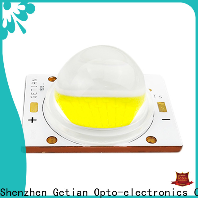 60w led module with lens manufacturer for high bay light