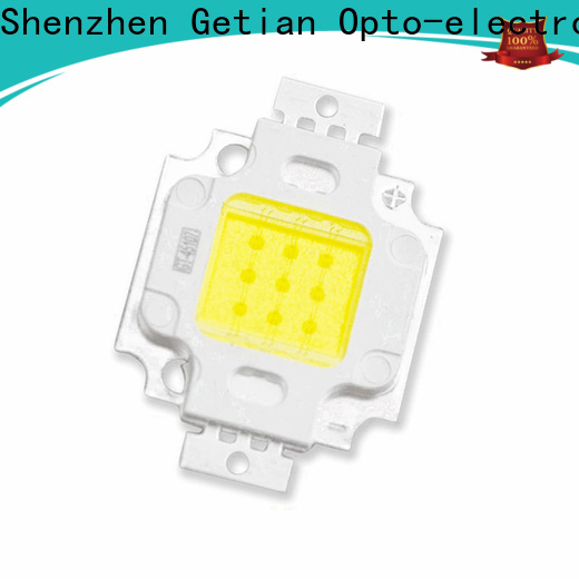 Getian sturdy led chip 20w supplier for lighthouse