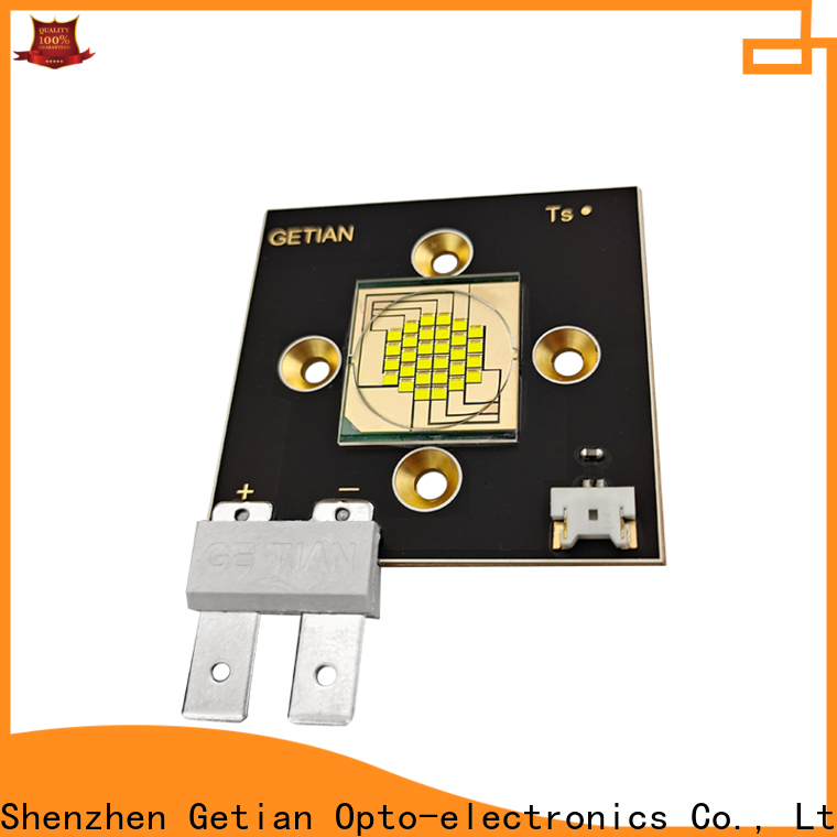 Getian two color led module cob personalized for follow light
