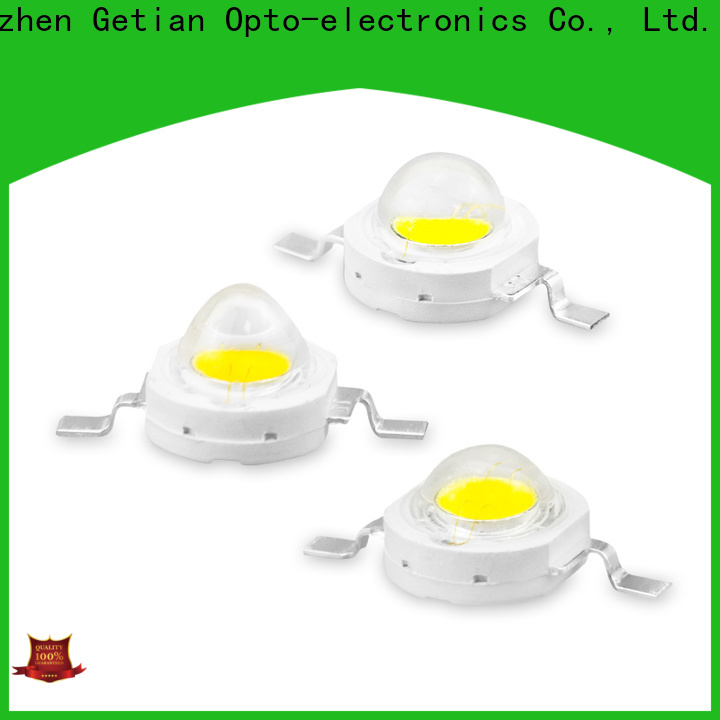 Getian high power led diode well designed for industrial