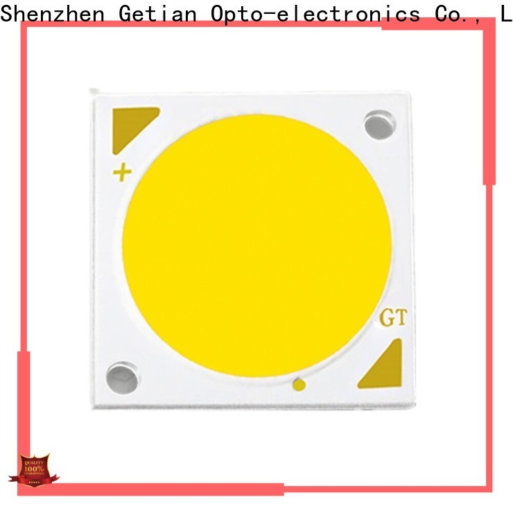 Getian white 80w led cob manufacturer for high bay light