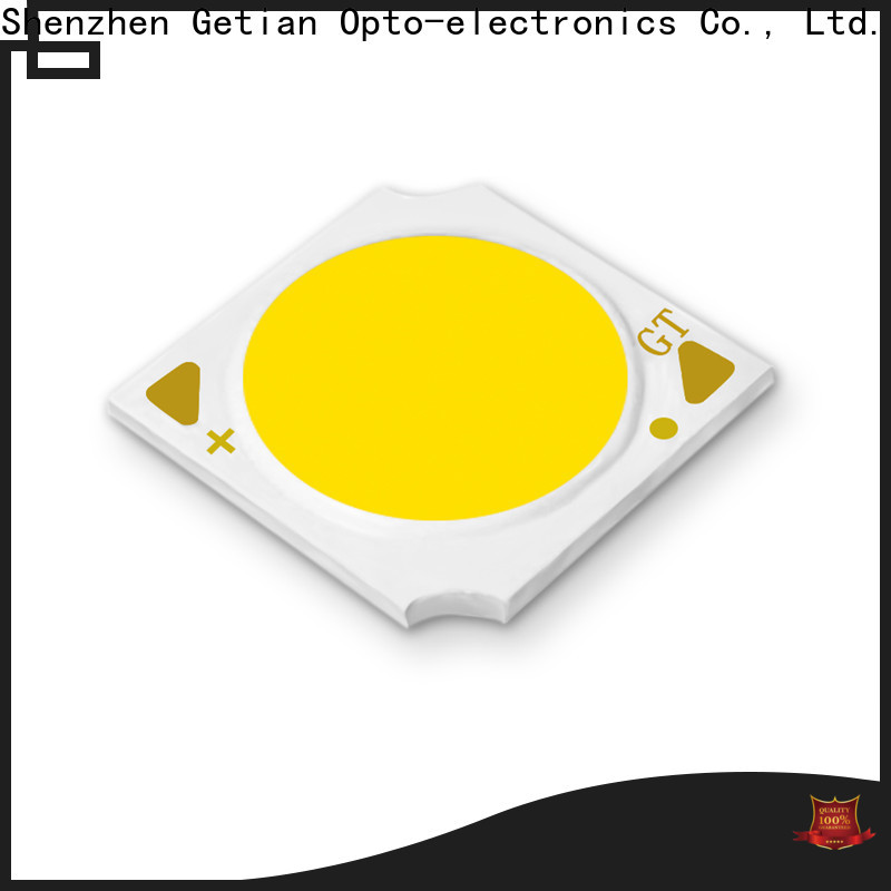 Getian 12w led chip personalized for commercial lighting