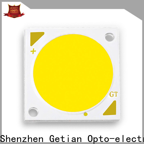 Getian 80w led cob manufacturer for high bay light