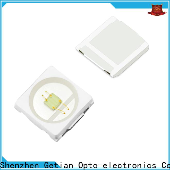 rgb led chip supplier for car lighting