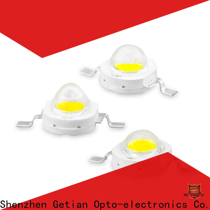 Getian high power led 3w with good price for industrial