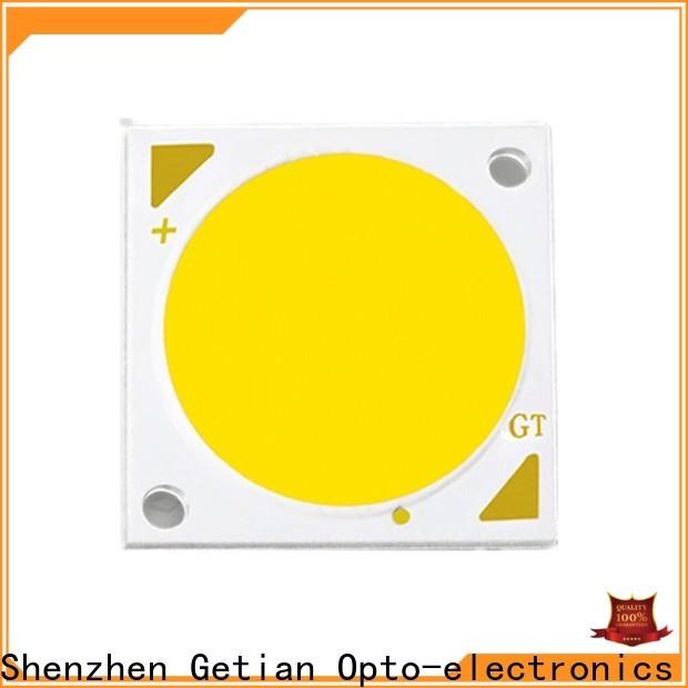 Getian white 30w led chip customized for solar street light