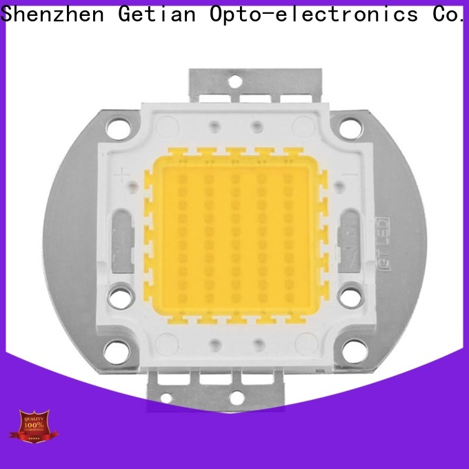 Getian 50w led chip customized for street light