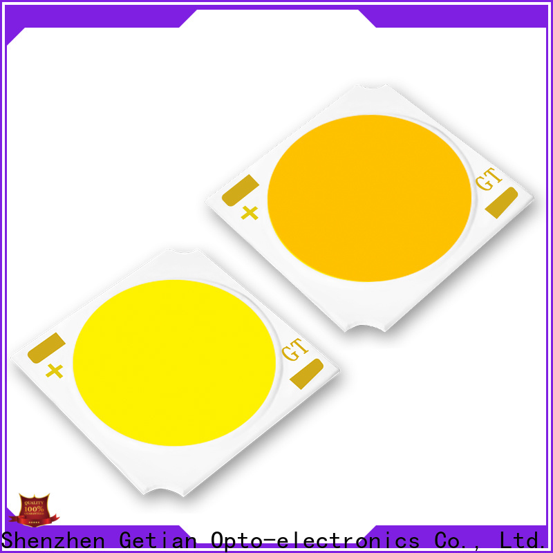 Getian aluminum substrate 15w cob led customized for down light