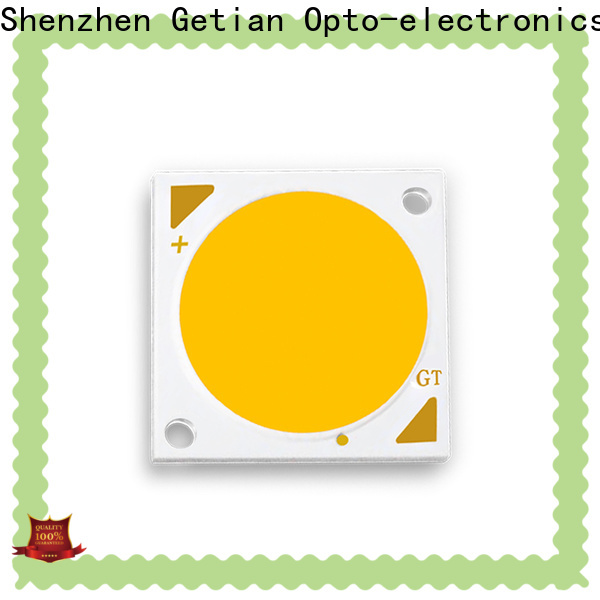 Getian white 80w led cob customized for high bay light