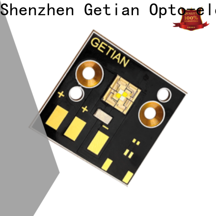 Getian color led module supplier for projector light