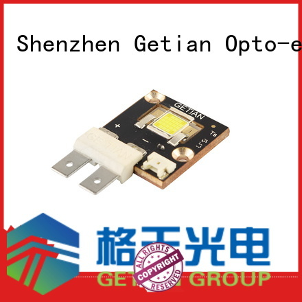 Getian led components well designed for down light