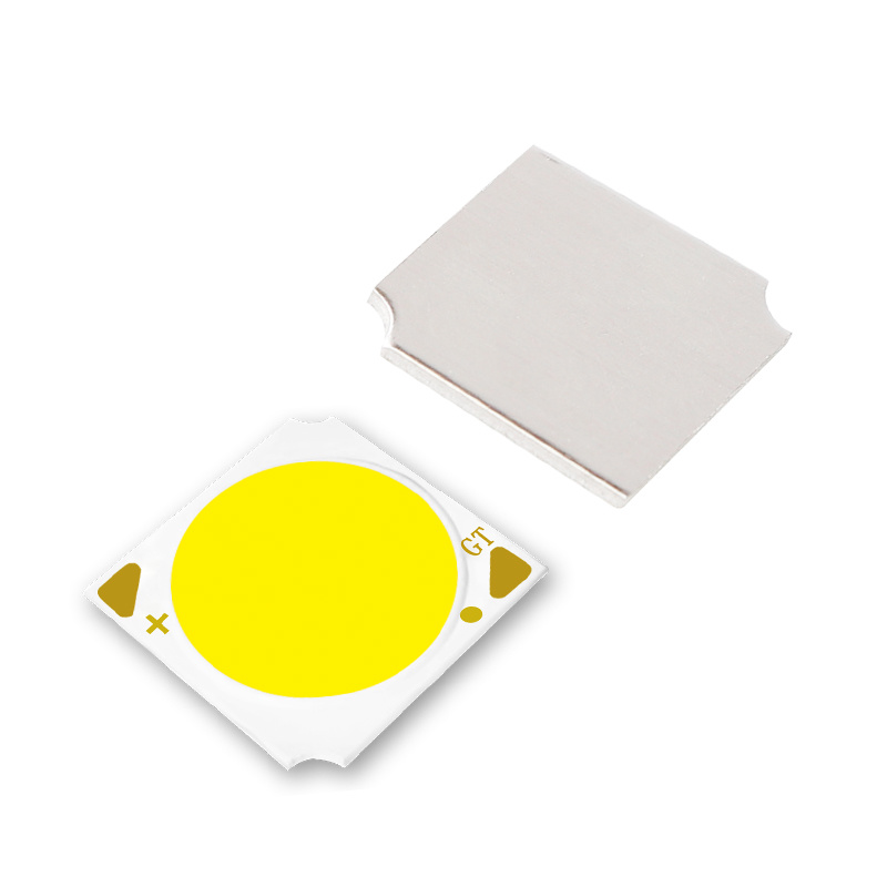 GTLED super high efficiency 150-160 lm/w 6w led chips cob led array