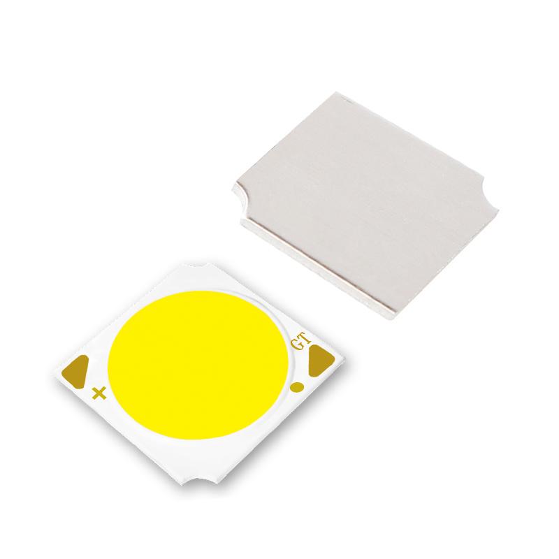 GTLED super high efficiency 150-160 lm/w 6w led chips cob led array