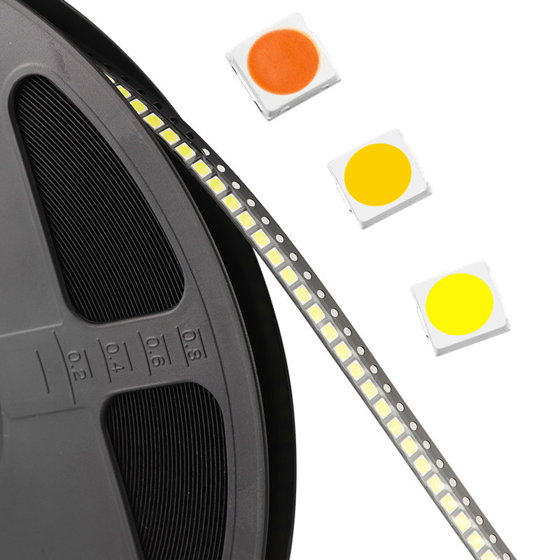 Hot sale 2 Chips 1W SMD LED 3030 white 5000-5500K LED CHIP