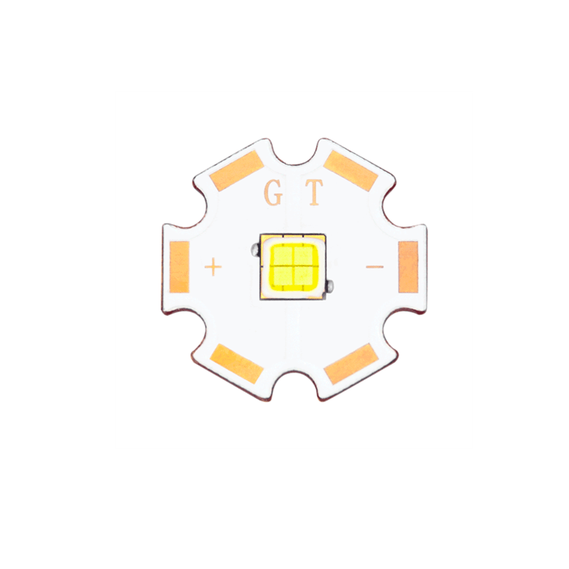 Getian New Design LEDs high power 15w 20w 25w 30w 40w cob led flip chip for logo lights projection