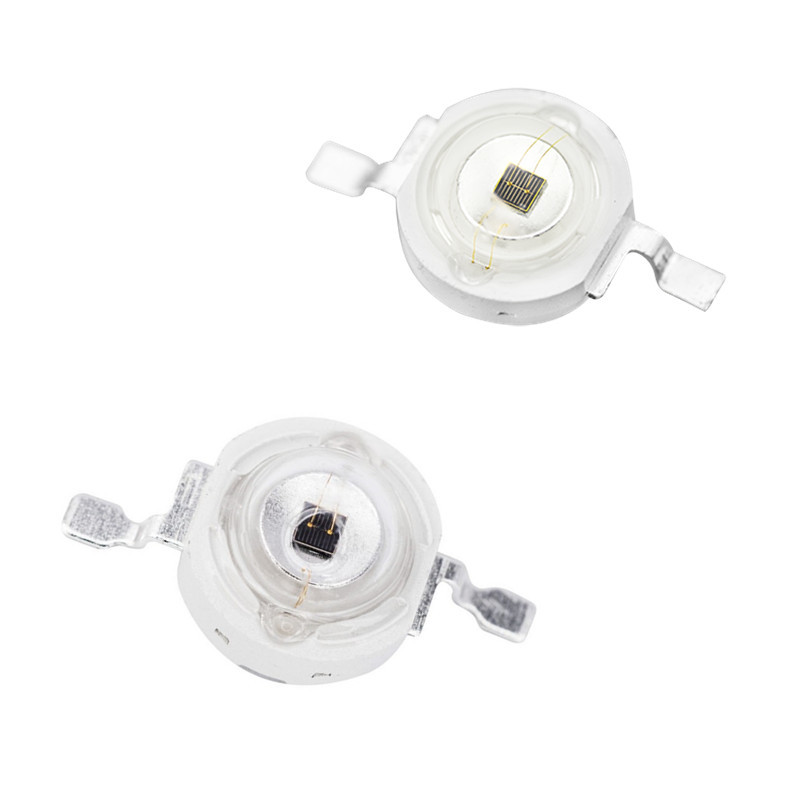1w 3w infrared ir led 740nm 750nm led far red smd led