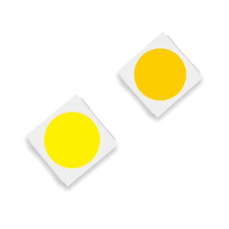 1w 3030 smd warm white 2700K 3000K CRI80 Lighting LED Diode Emitter