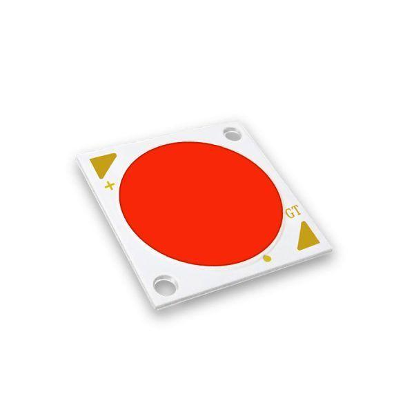 Getian 50W 100W Deep Red 655nm COB 2828 chip for Grow Light