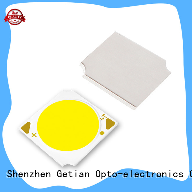 Getian warm white 9w cob led personalized for industrial
