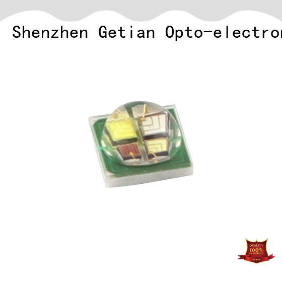 Getian rgb led well designed for stage lighting