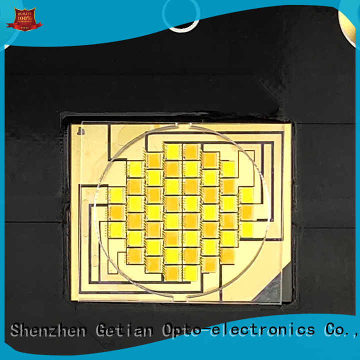 Getian led module cob personalized for follow light