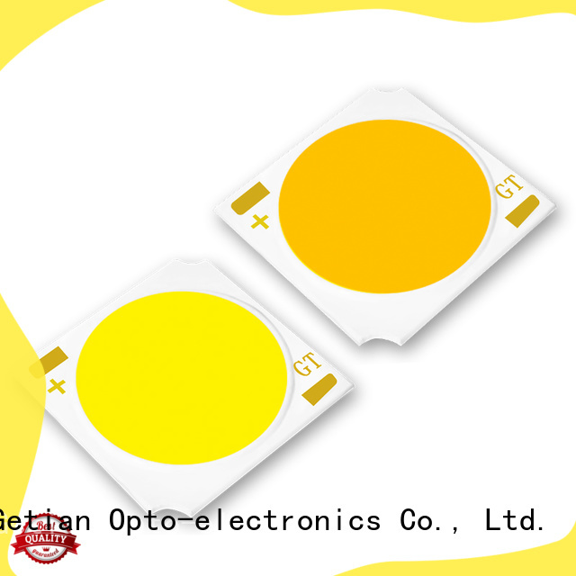 Getian 15w cob led directly sale for par light