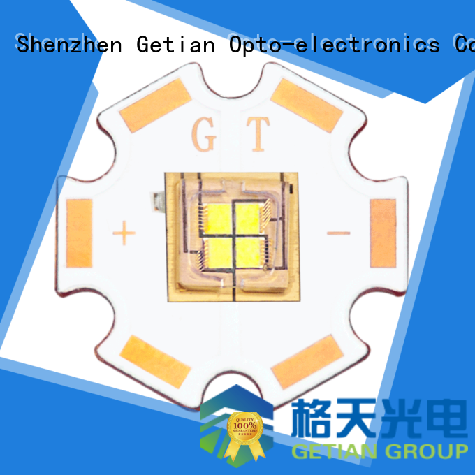 Getian vertical 1000w led chip personalized for spot light