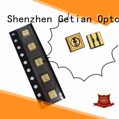 Getian hot selling uv led chip from China for sterilization