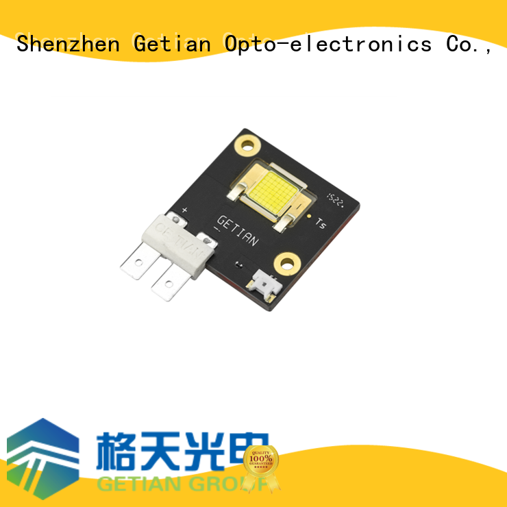 Getian 2125v gobo projector led chip at discount for down light