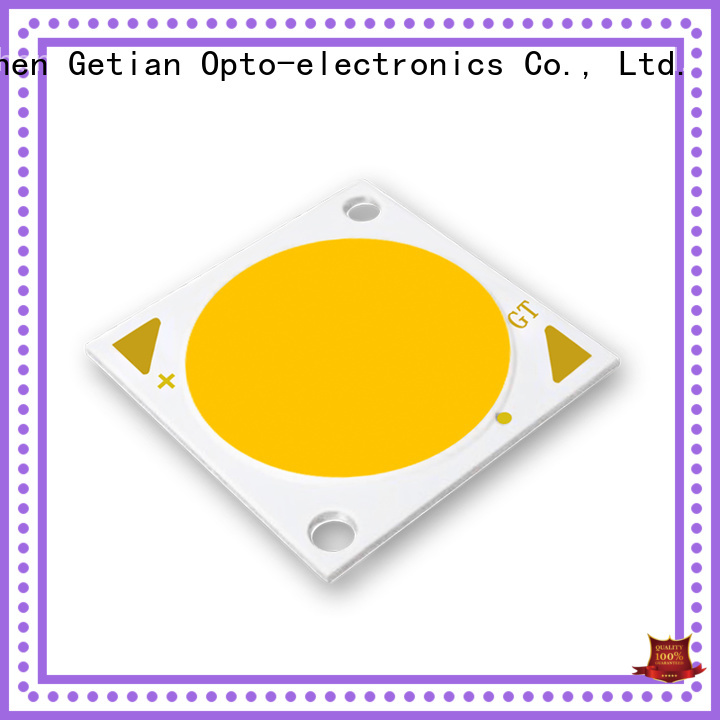 Getian 30w led chip manufacturer for street light