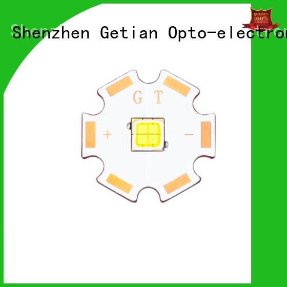 flip color led module personalized for follow spot