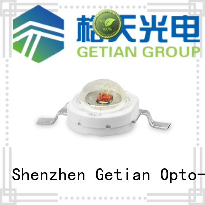 Getian red yellow led personalized for decorative lighting