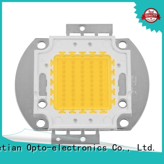 Getian efficient led 100w directly sale for solar street light