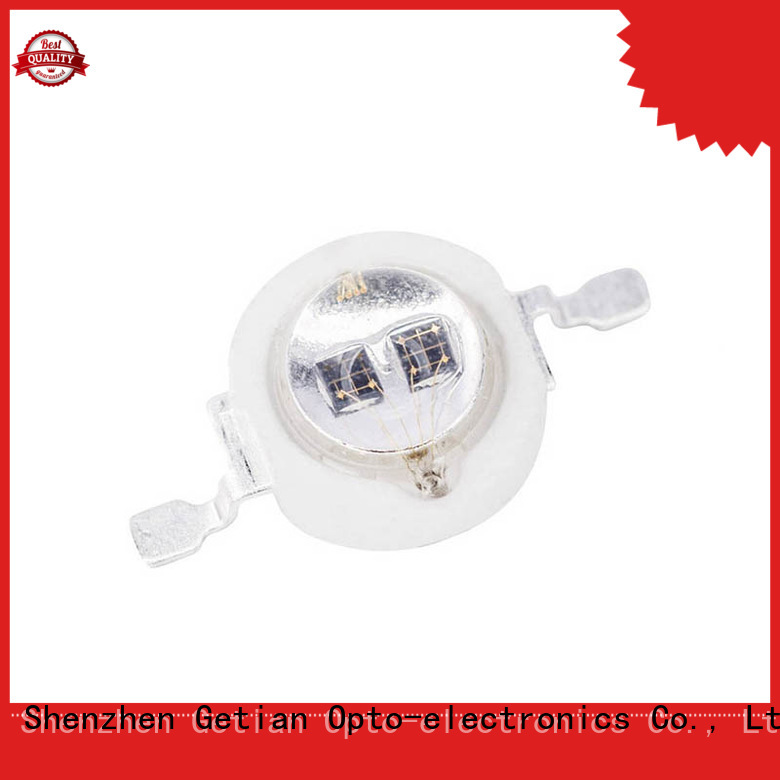 Getian cost-effective 740nm led with good price for surveillance