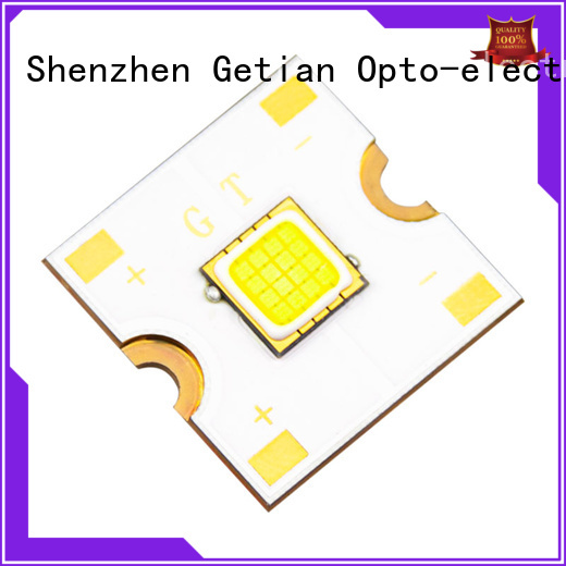 multichip bicolor cob led supplier for follow spot
