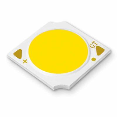 Factory wholesale 3w white led chip 34-41v aluminum base slim round led chip on board