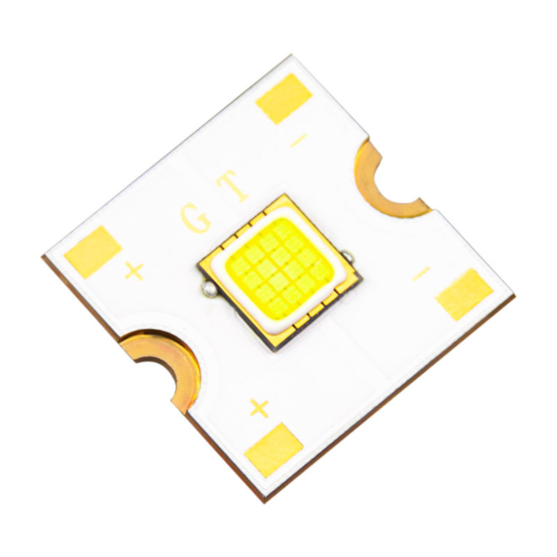 Multichip White LED Module 60W 8000-9000K Logo Projection COB LED Arrays