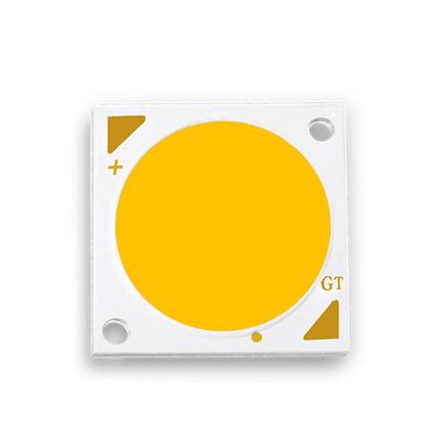 GT2828 model 1812 COB LED chip Ra80 3500K chip on board led 50w 100w COB
