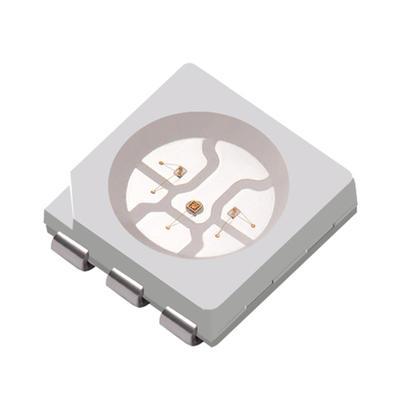 High quality Warm Pure Cold White 3000k 4000k 5000k 6000k 0.2W 5050 SMD led chip